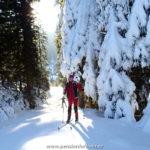 Ubytování na Valašsku v Beskydech – zima